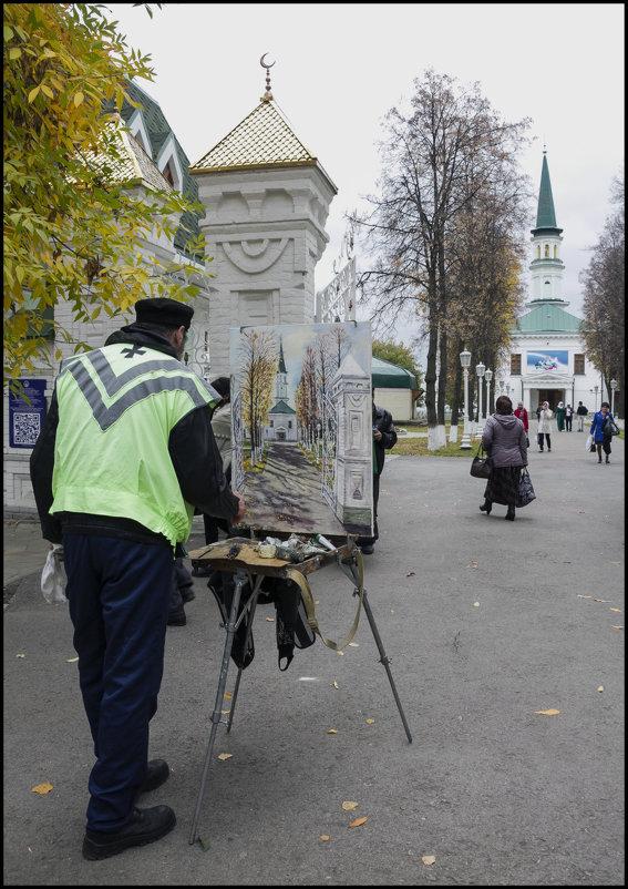 У мечети - Алексей Патлах