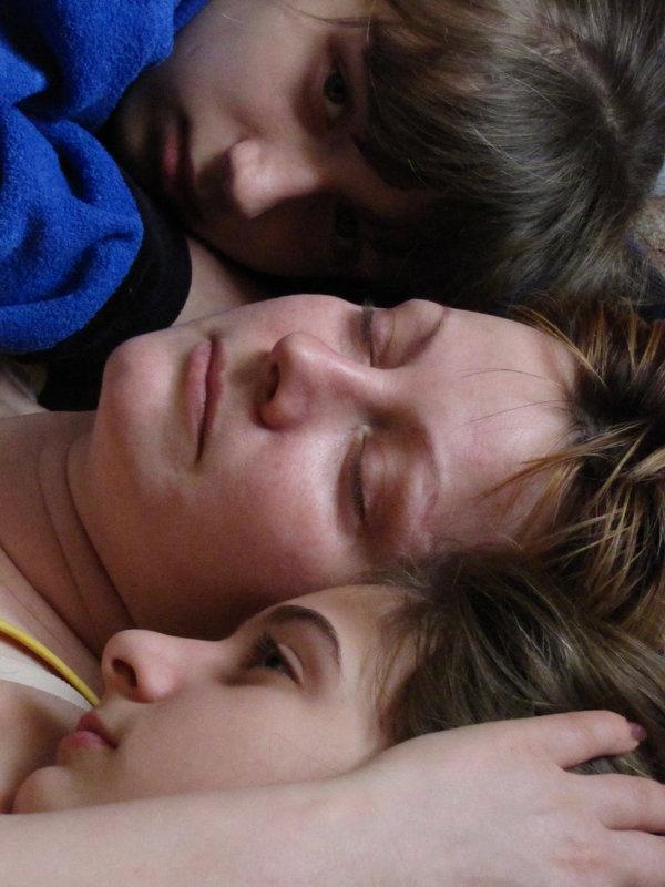 любовь мамы к детям .. - Polina Pavliuk