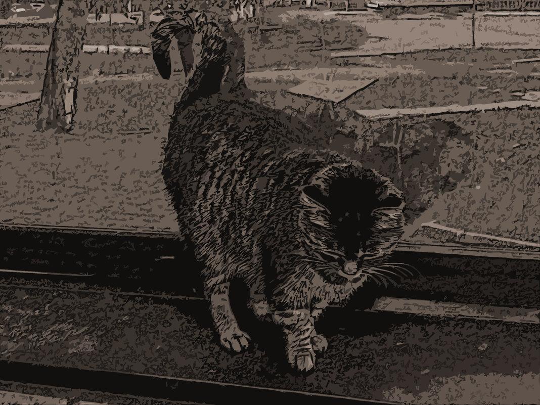 мультик про кота - Юлия Денискина