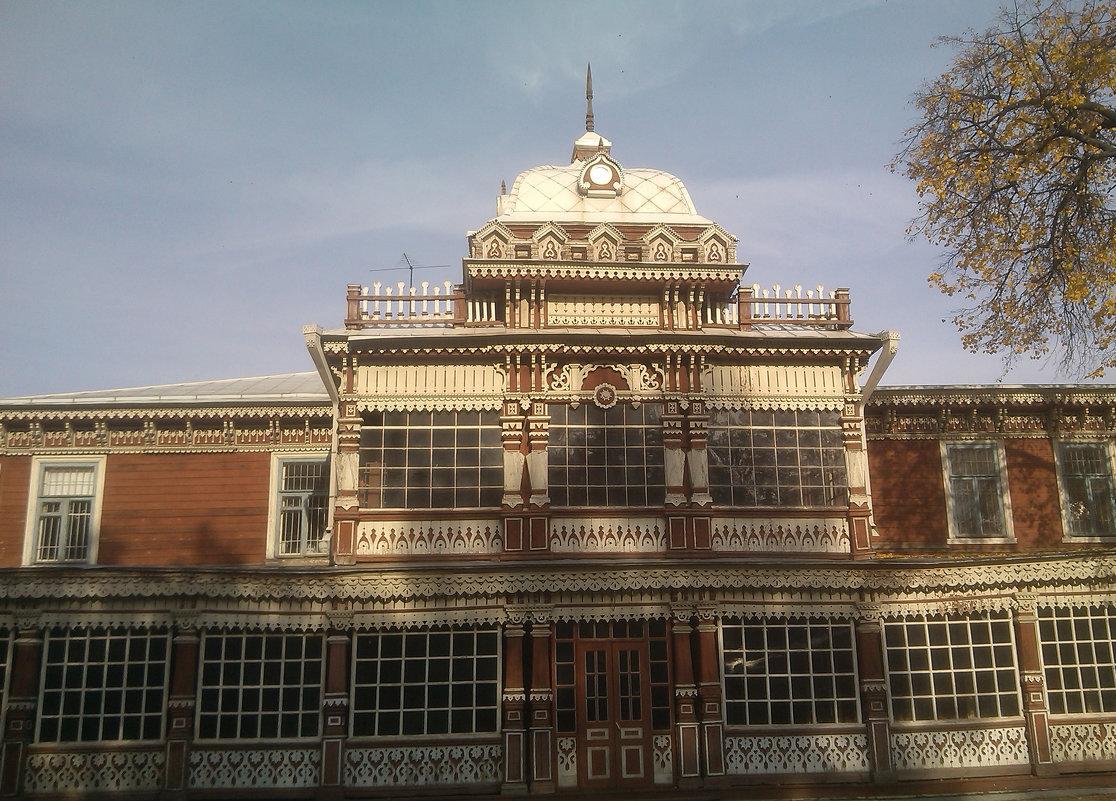 Бывший летний театр рязанского дворянского собрания - Tarka
