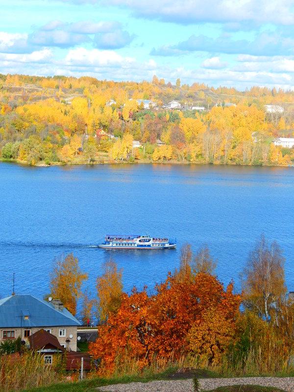 Река Волга - Наталья