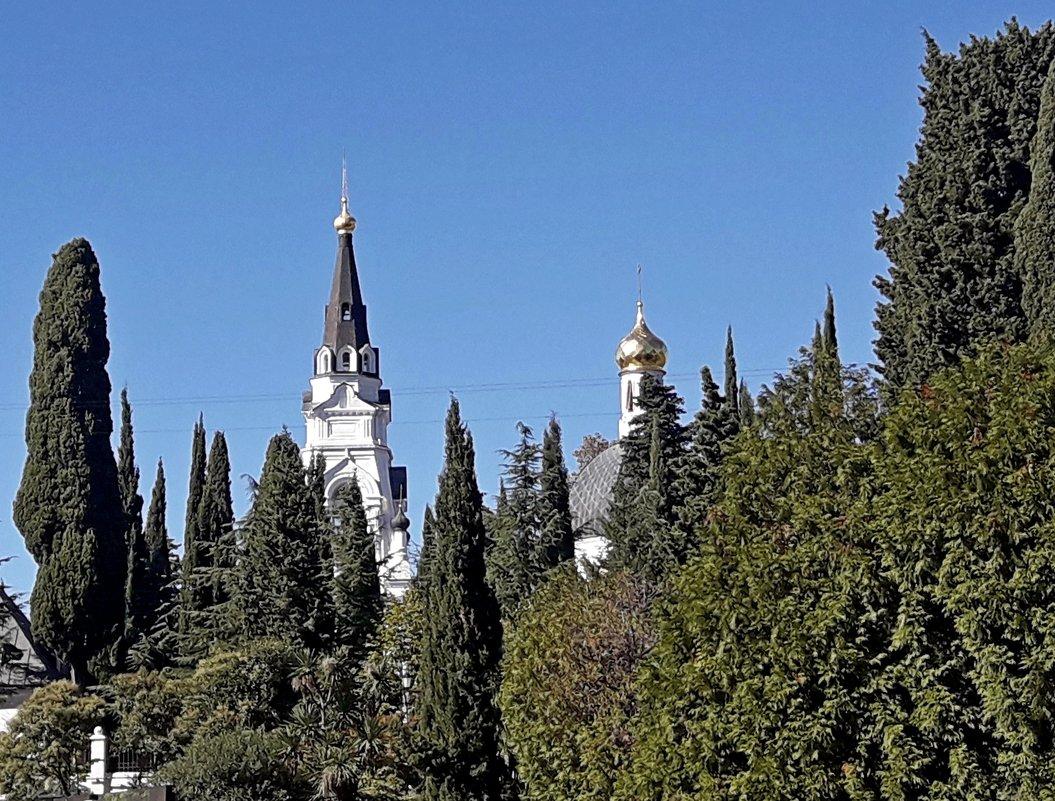 Собор Святого Архистратига Михаила в Сочи - Tata Wolf