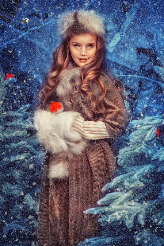 Фотограф Людмила Лебедева Ретушер Волшебник Мадина Ахтаева - Мадина Ахтаева