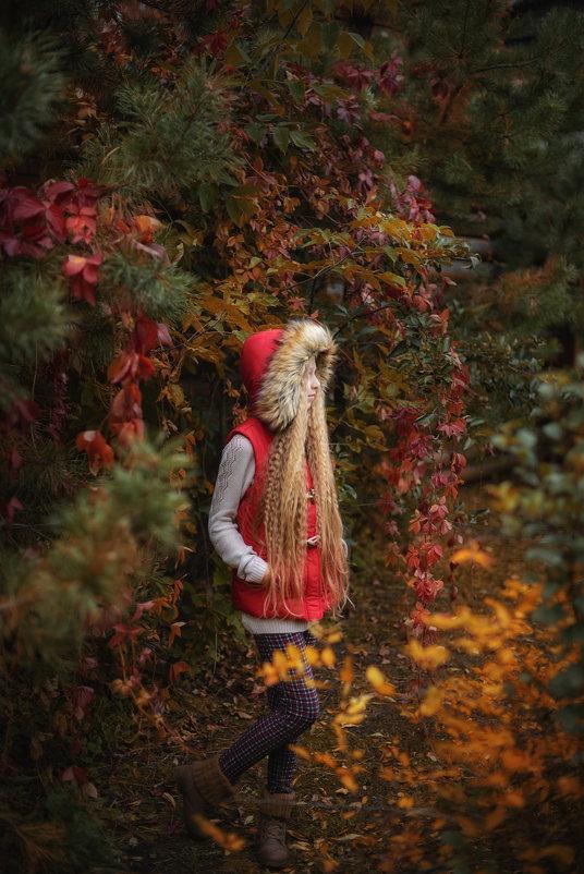краски осени - Ольга Гребенникова