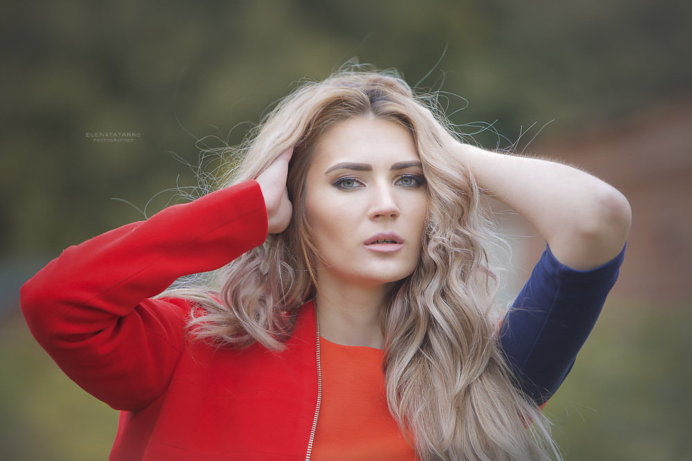 ...Татьяна - Elena Tatarko (фотограф)