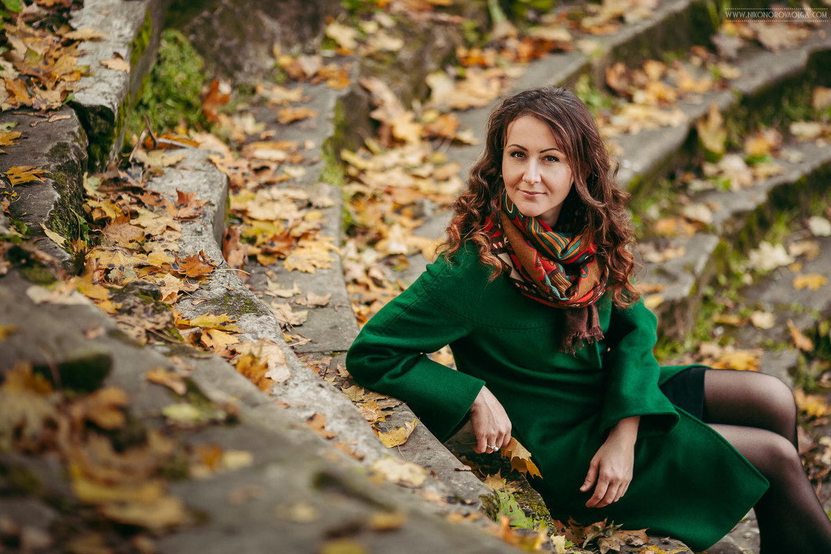 Осень - Ольга Никонорова