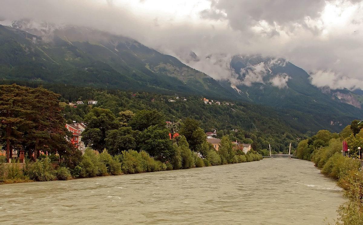 На реке ИНН - Alexander