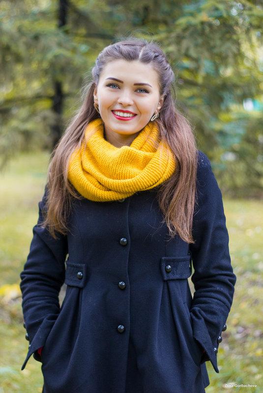 Осень, не время грустить. Осень - время носить шарфики) - Дина Горбачева