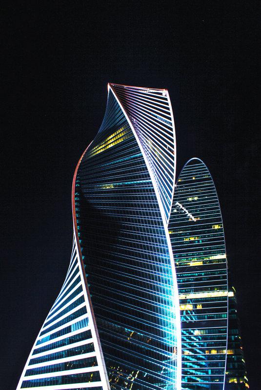 Moscow City - Галина Галяткина