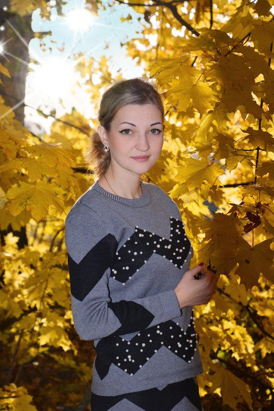 Осенний портрет - Сергей