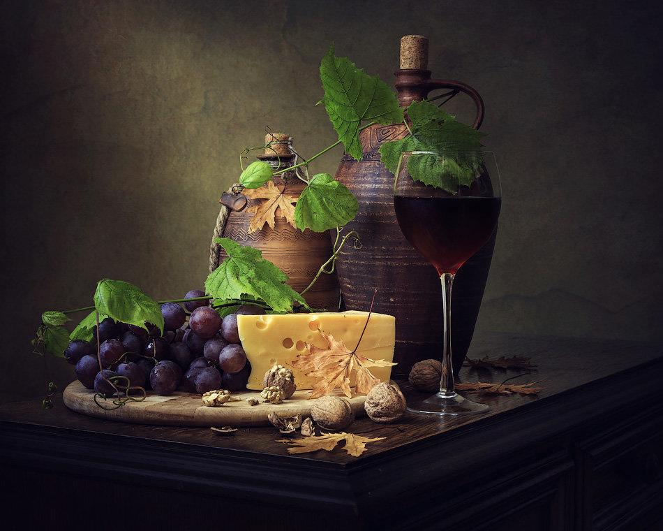 Про сыр,вино и виноград - Ирина Приходько