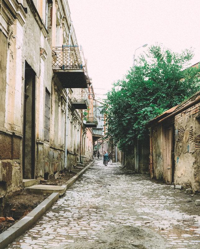 Old Tbilisi. - Илья В.