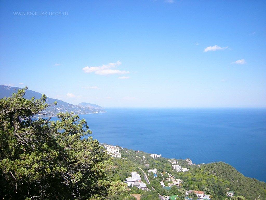 Ореанда. Вид с горы Ай Никола - Руслан Newman
