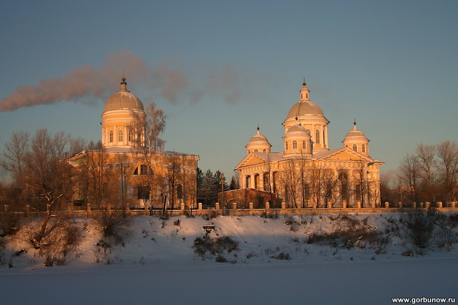 Морозное утро - Александр Горбунов