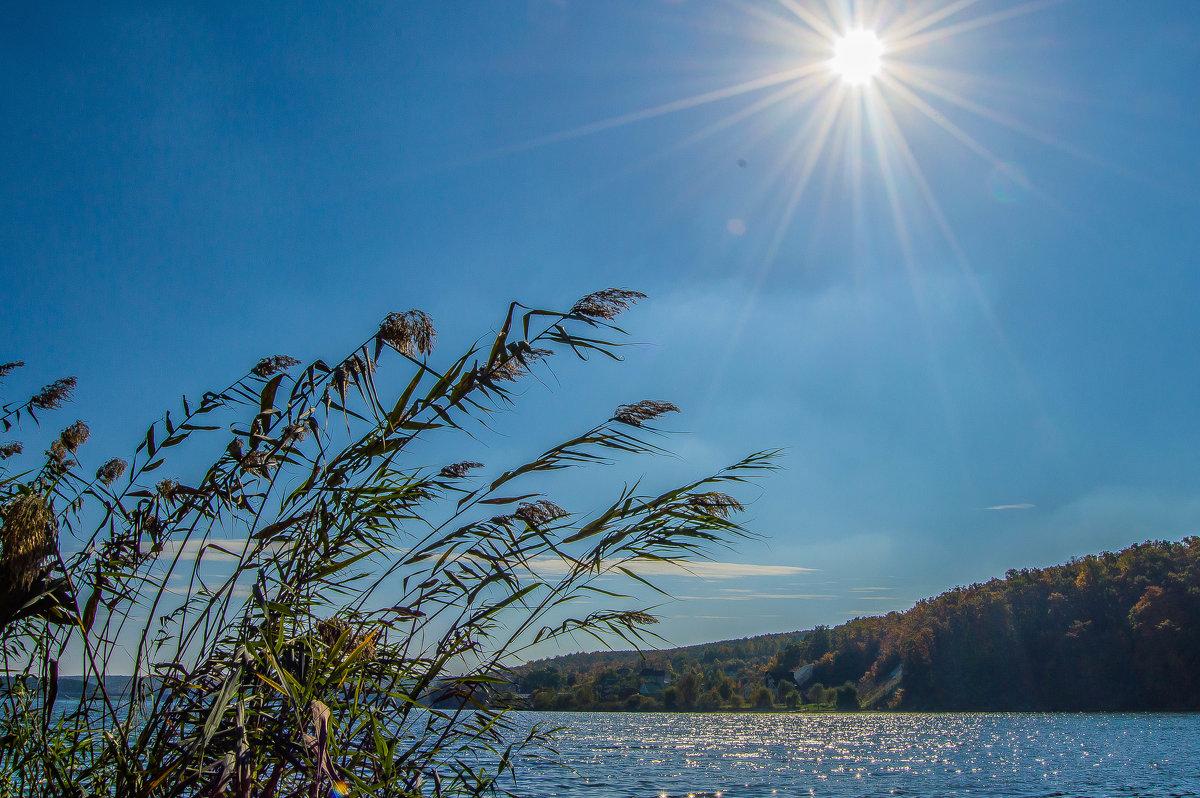 Белгородское водохранилище - олеся тронько