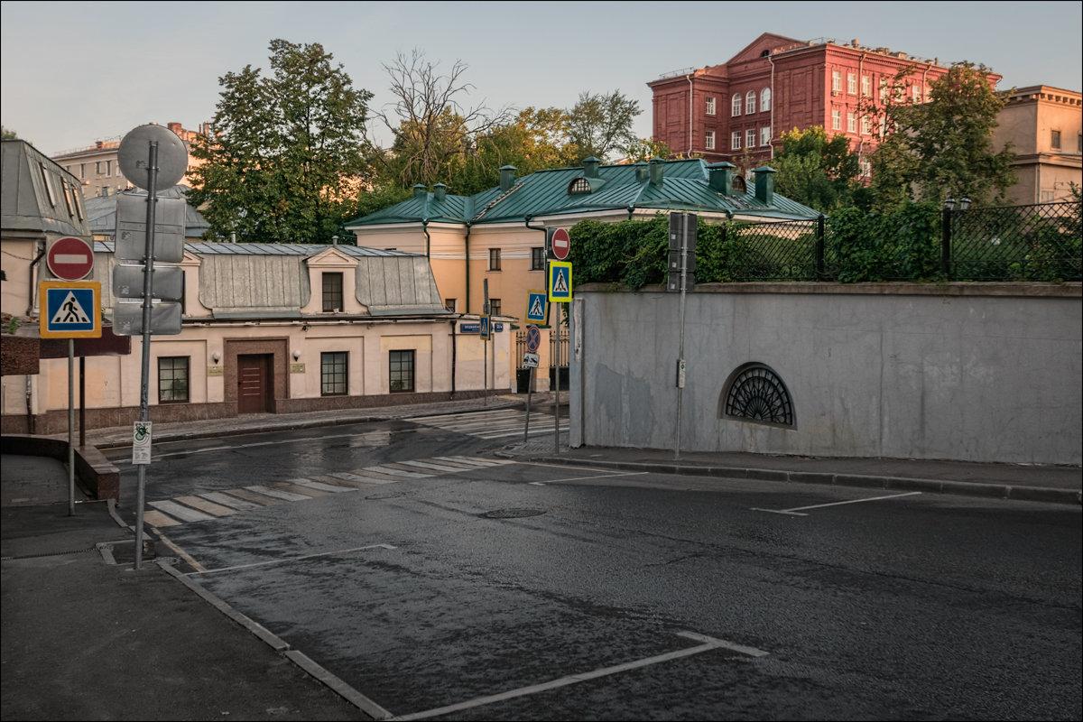Подкопаевский переулок - Олег Фролов