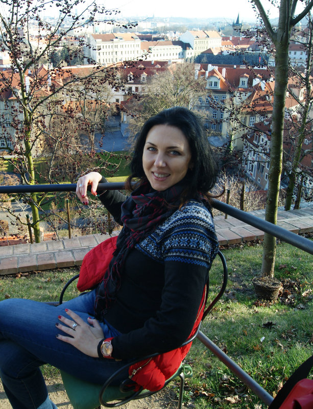 Прага - Galina Belugina