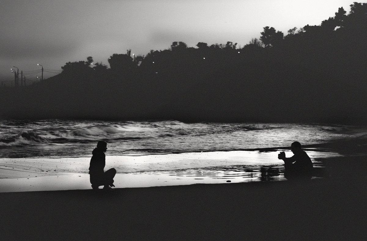 Фотосессия на закате - Виктория Бондаренко