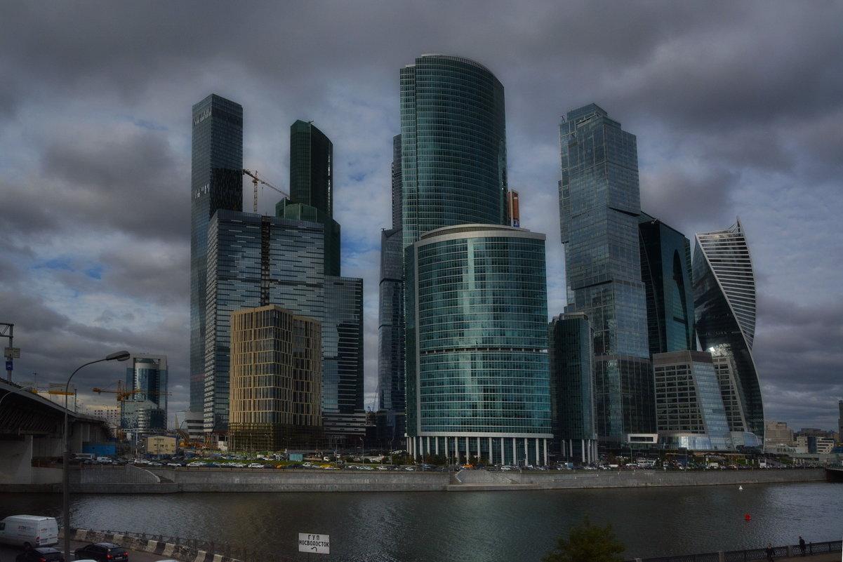 Москва-Сити - Анастасия Смирнова