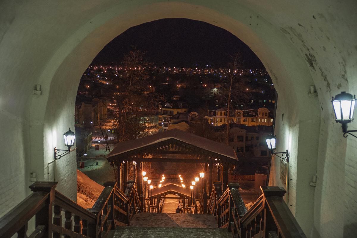 Лестница - Алексей Дворцов
