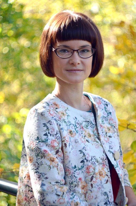 в любимом парке - Наталия Кожанова