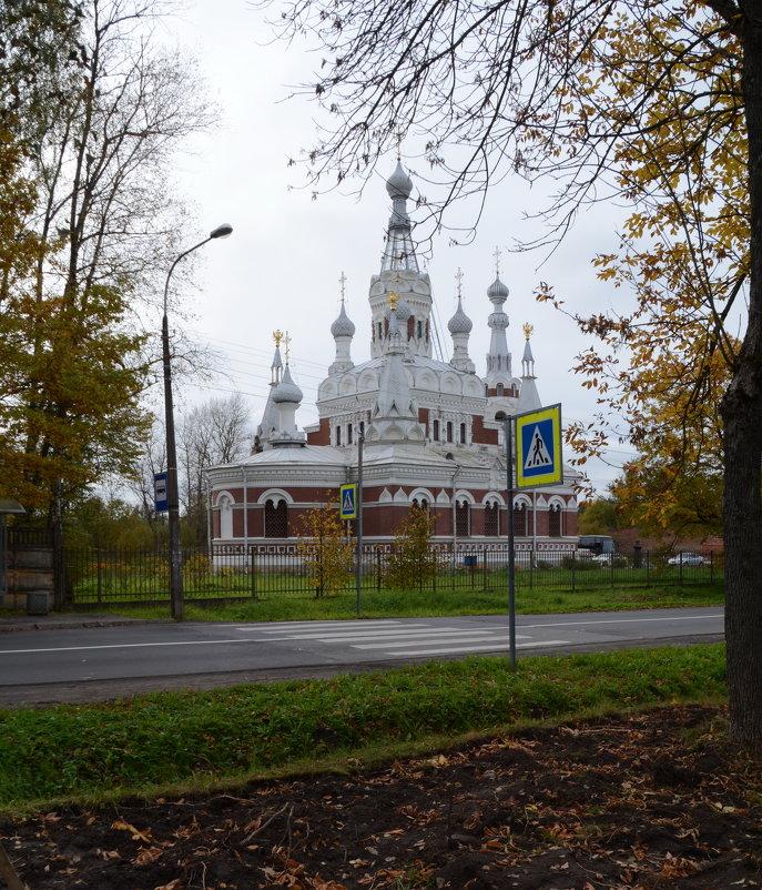 Церковь святого Николая - Валентина Папилова