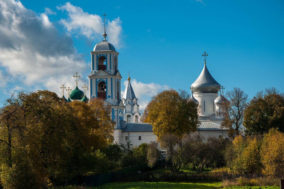 Переславль-Залесский. Никитский монастырь. - Alexander Petrukhin