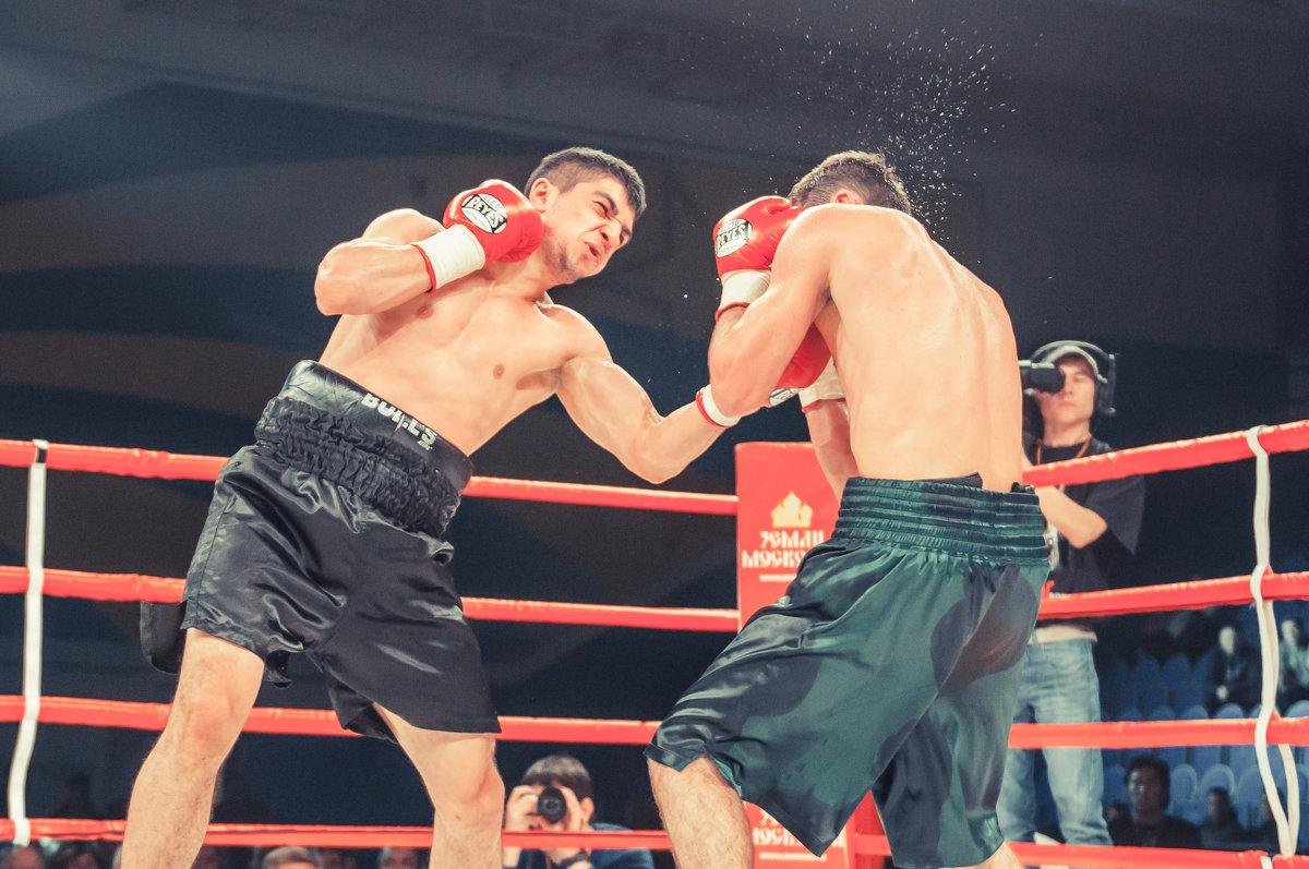 Профессиональный бокс - Александр Колесников