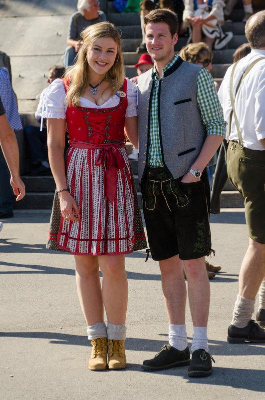 Oktoberfest - Eugen Pracht