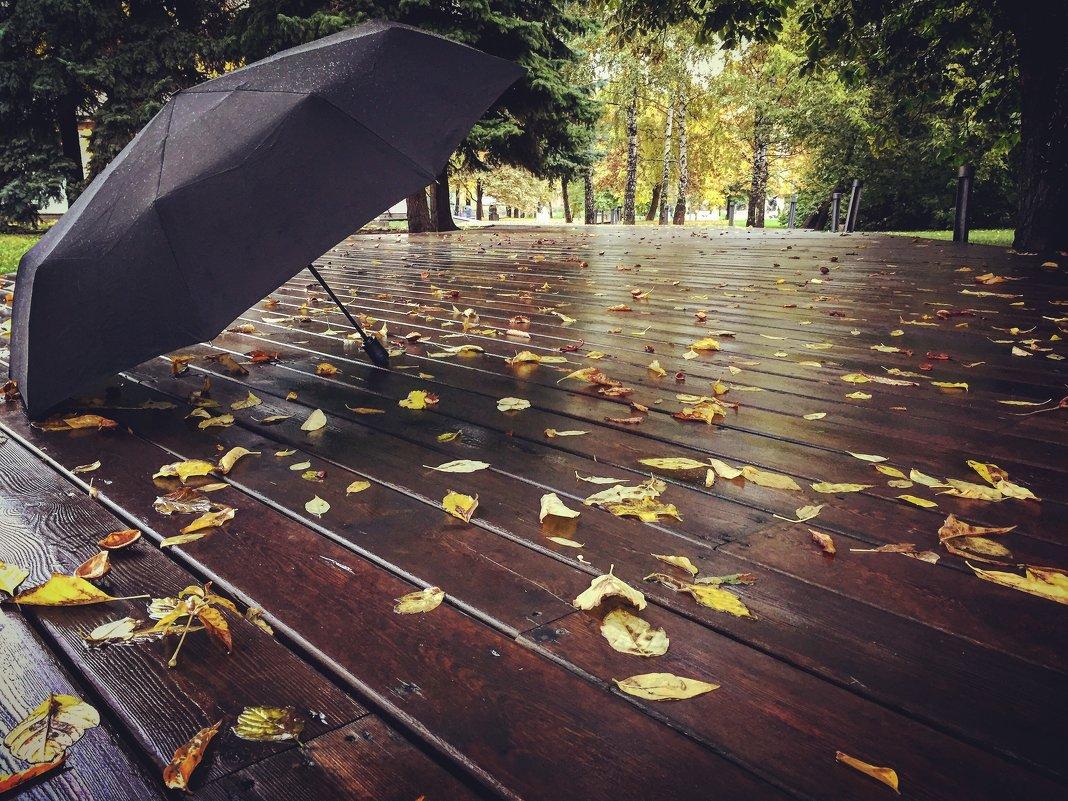 Осень в Музеоне - AristovArt