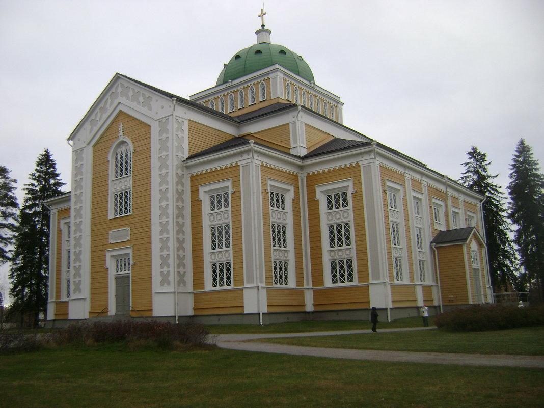 Храм - Марина Домосилецкая