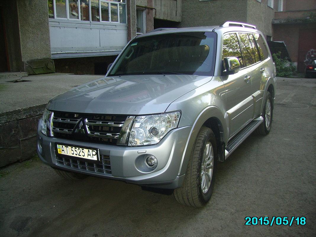 Mitsubishi - Андрей  Васильевич Коляскин