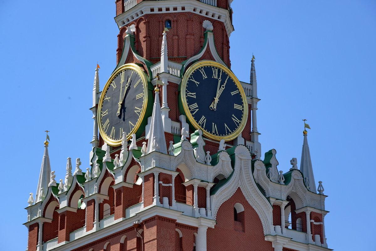 На Красной площади - Владимир Брагилевский
