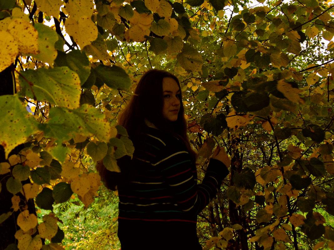 Осень.. - Шура Еремеева