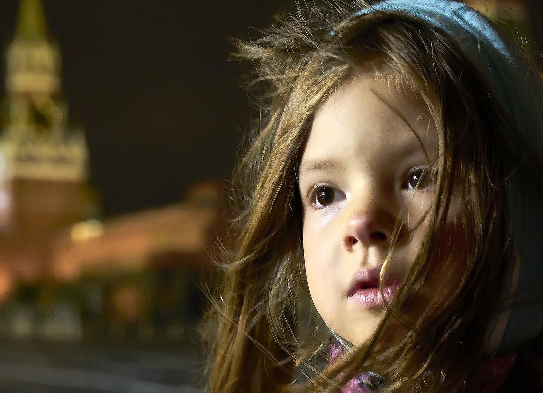 дочь на красной площади - вадим