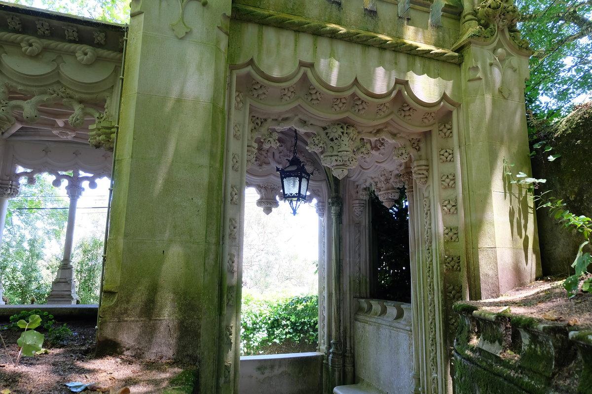Дворец и парк Реголейра - Ольга Васильева