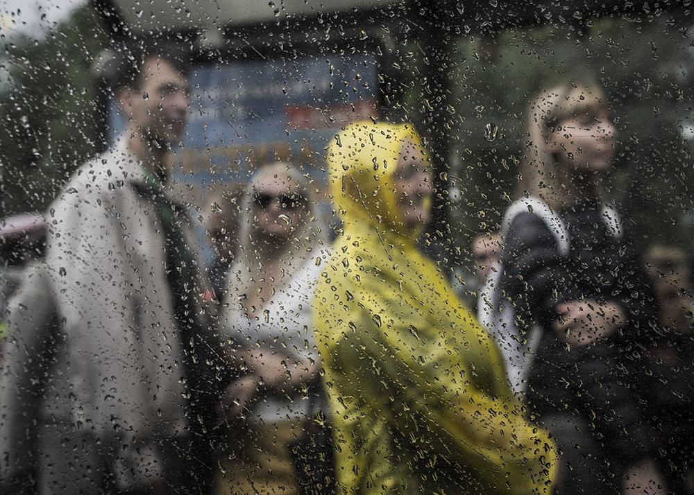 Летний дождь - Людмила Синицына