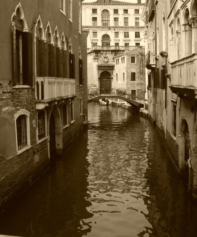 Старая, добрая Венеция. .... - Galina Belugina