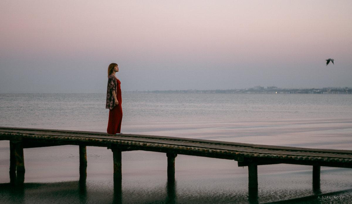 Дорога в море - Alexx Strelkovv