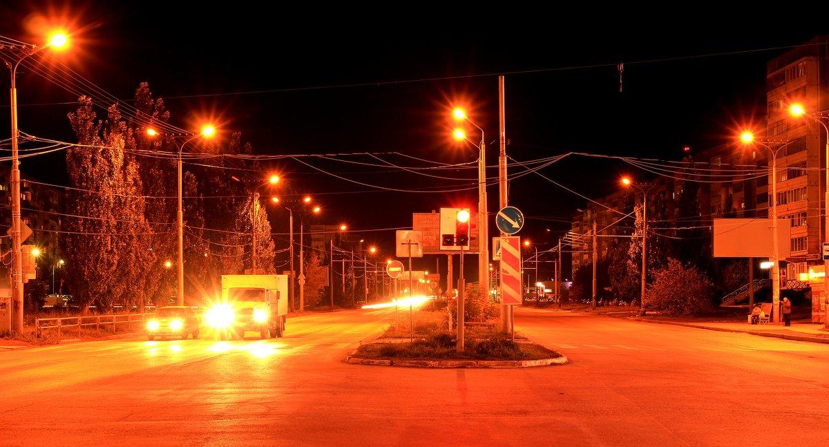 Ночная дорога - Ольга Чазова