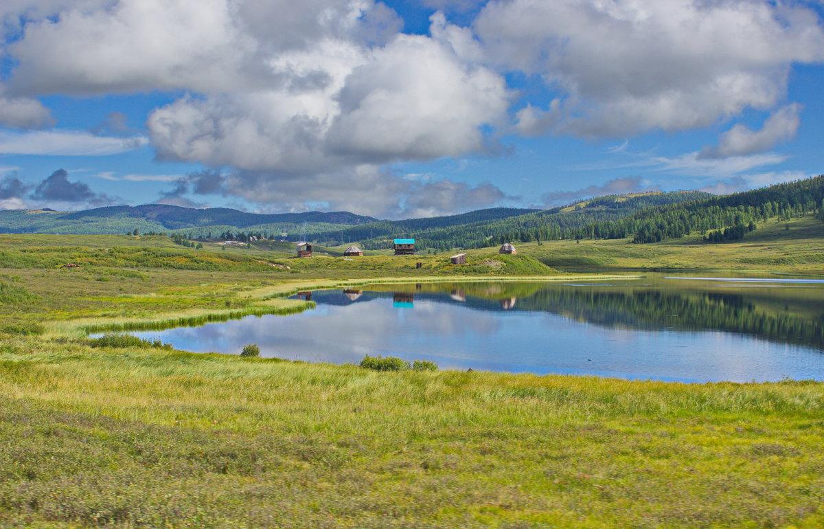 Высокогорное озеро - val-isaew2010 Валерий Исаев