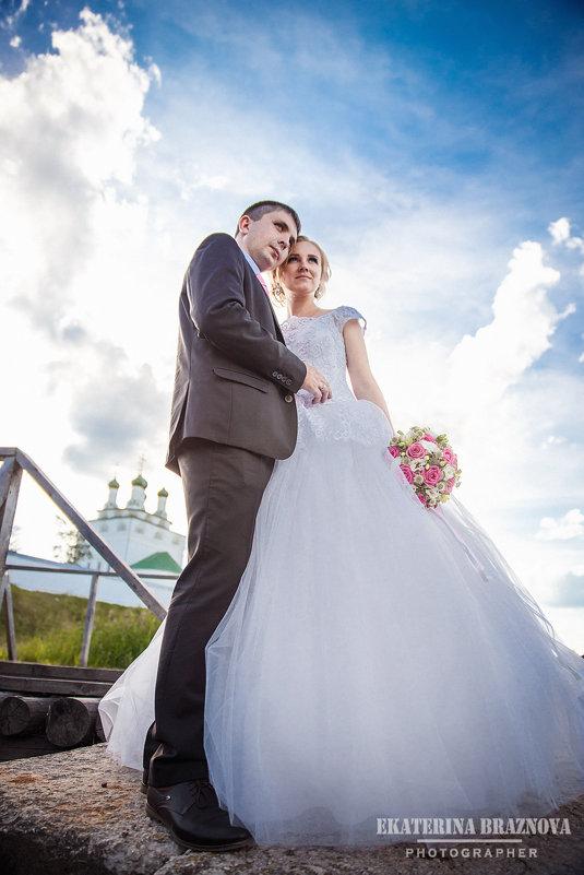 Wedding day   Фотограф - Екатерина Бражнова  Стиль/Декор - Екатерина Бражнова  Прическа/Макияж - Ека - Екатерина Бражнова