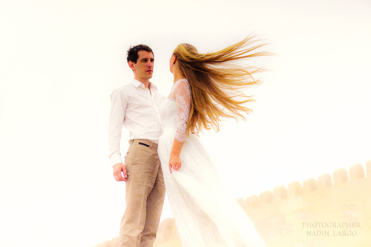 Свадебные фотосессии в Марокко г.Агадир. Свадебный фотограф в Марокко г.Агадир. - Nadin Largo