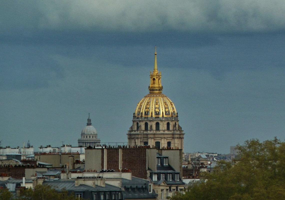 Париж. - Murat Bukaev