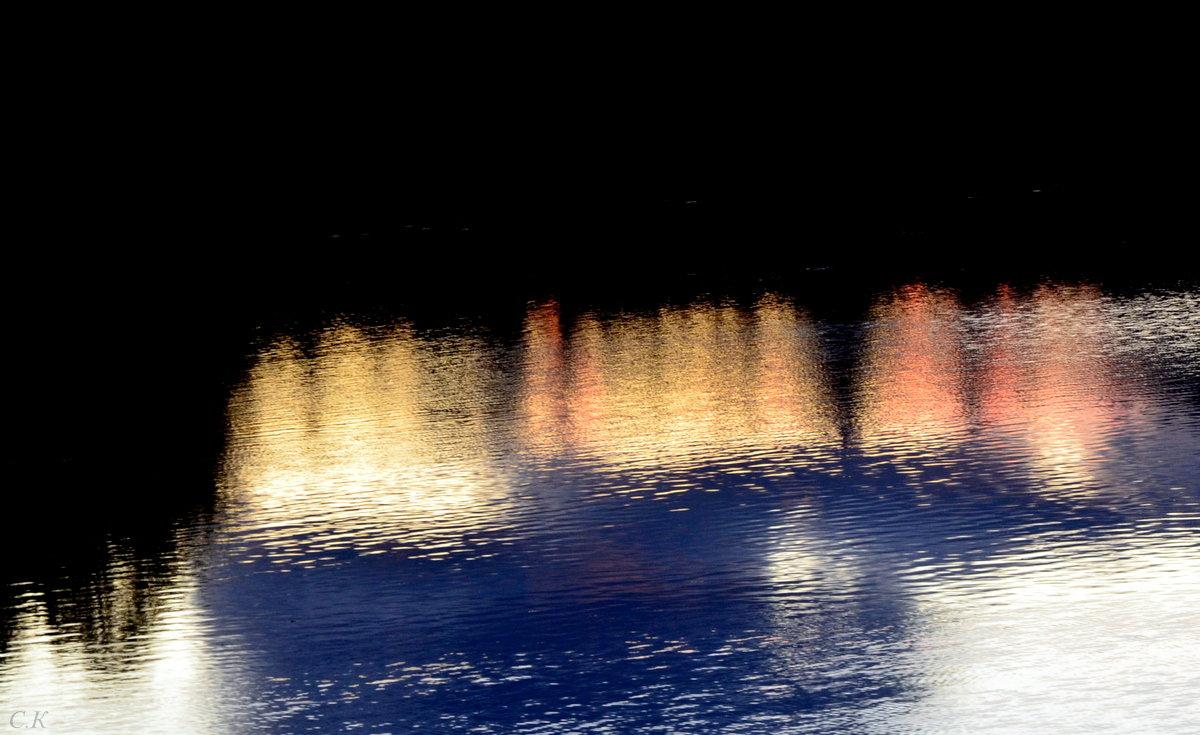 отражение заката - Сергей Короленко