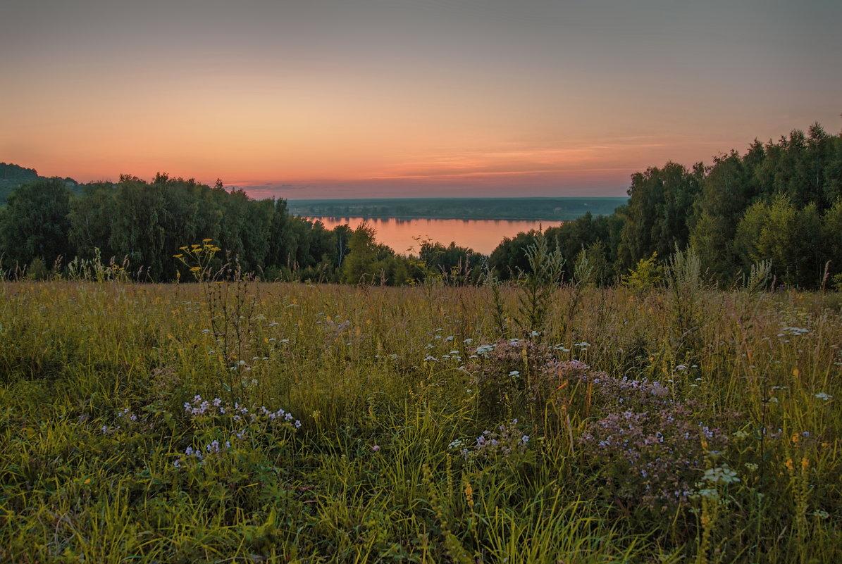 Летний теплый вечер - Владимир Макаров