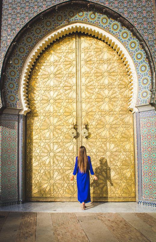 золотые двери в будущее - Yana Fizazi