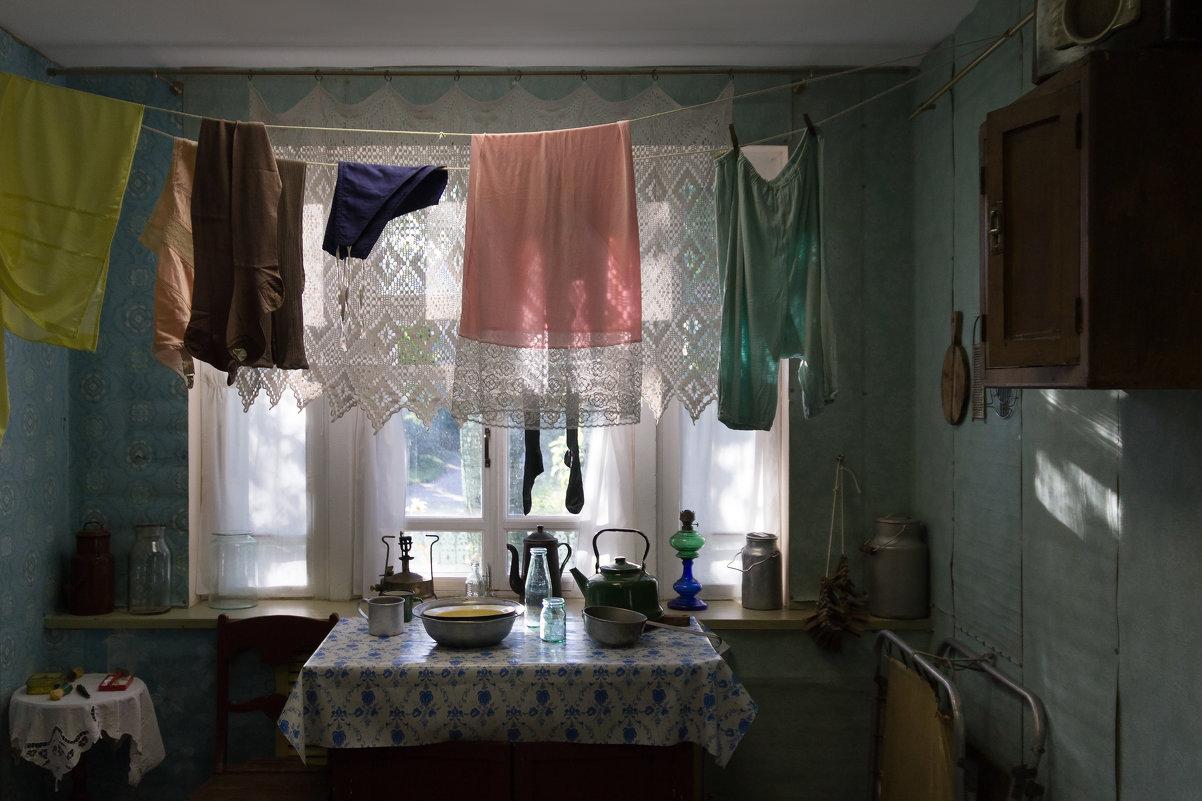 На кухне шестидесятых - Татьяна Копосова