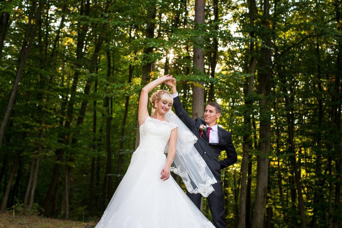 Репетиция первого свадебного танца - Наталия Квас