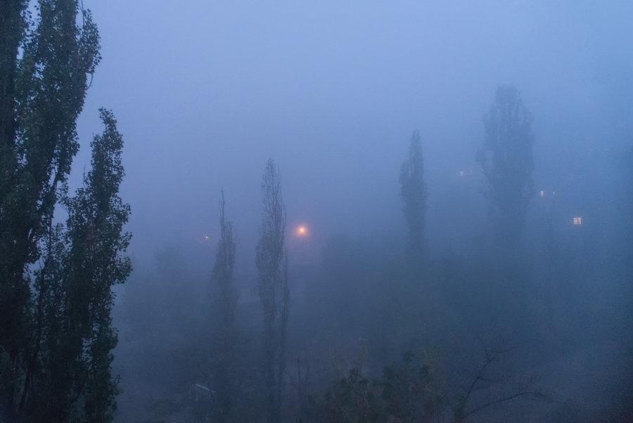 Утро туманное... - Инга Мысловская